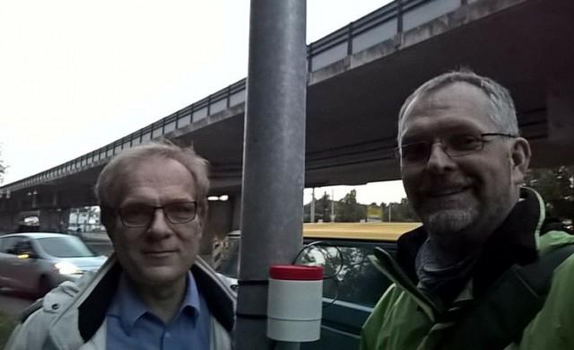 NOX Messung in Döhren