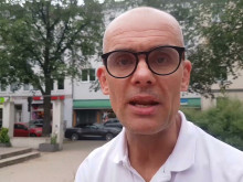 Grüne Hannover Döhren Wülfel Michael Ringer unser Kandidat für den Stadtrat